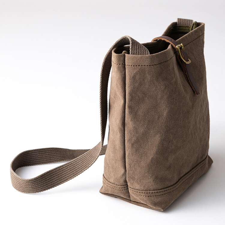 【ARTS&CRAFTS】#9 CANVAS BUCKET SHOULDER
