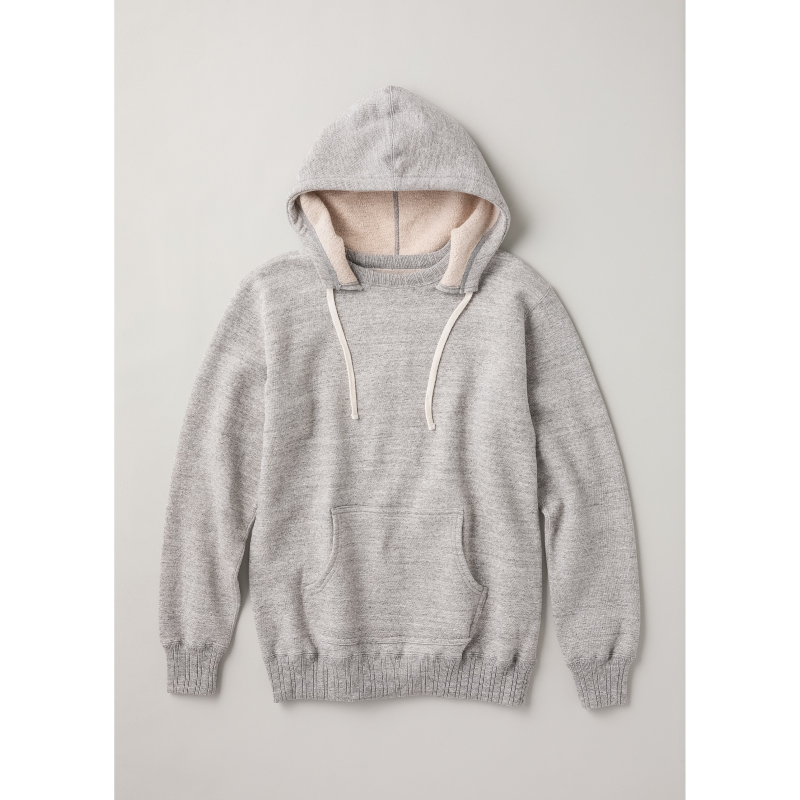 After Hood Sweat Shirt Mother Cotton【一部再入荷!】