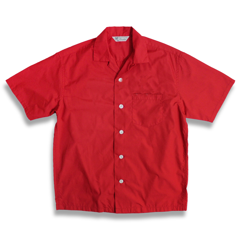Open Collar Shirt[新発売!]