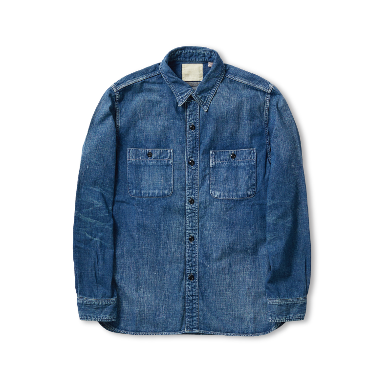 Denim Work Shirt HW