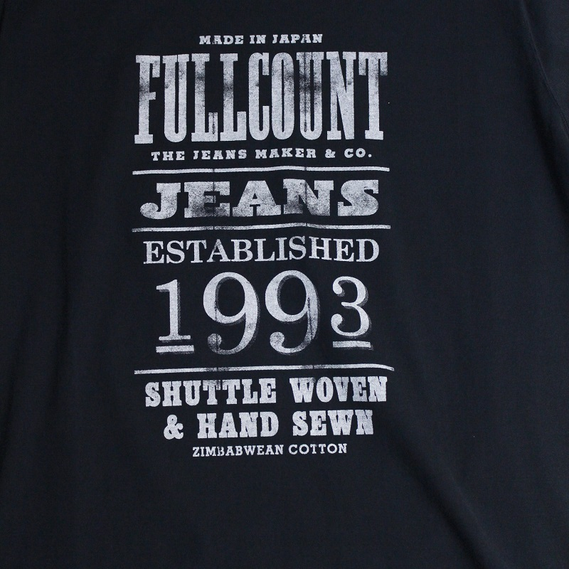 FULLCOUNT FLASHER TEE[新発売!]