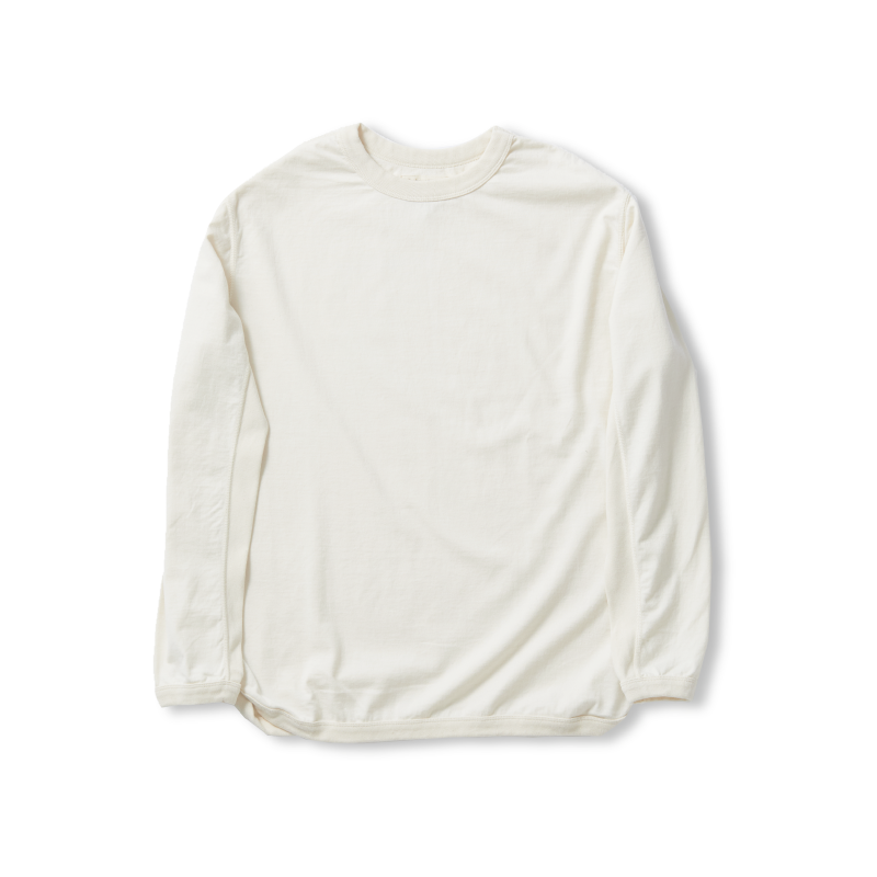 Flat Seam Heavyweight Long sleeve T Shirt【好評発売中!】