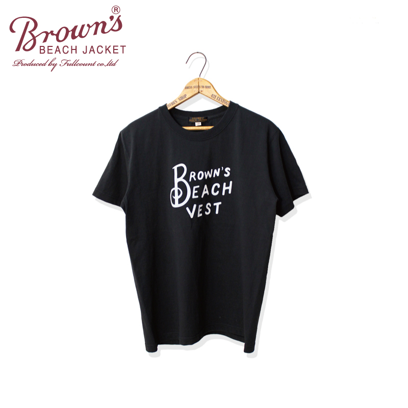 BROWN`S BEACH TEE 2[入荷!]