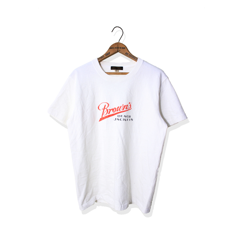 BROWN`S BEACH TEE 1[入荷!]