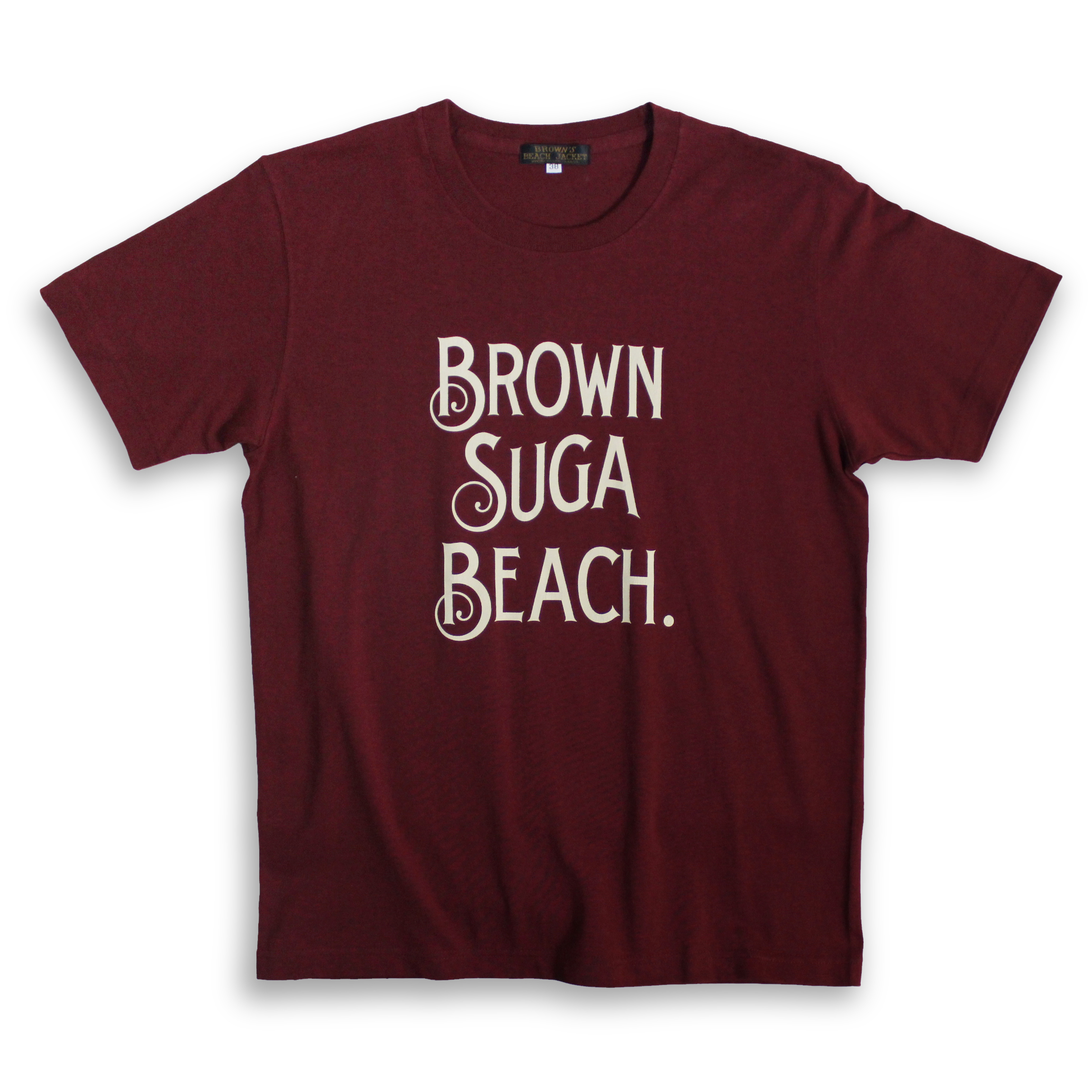 BROWN`S BEACH TEE 3[入荷!]