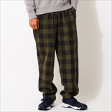 [ビッグマイク]HEAVY FLANNEL CHEACK EASYPANTS