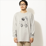 [ビッグマイク]BIG DUDDY MIKE WORK LONG TEE