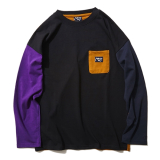 [マウンテンマニア]CRAZY POCKET LONG T-SHIRTS