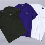 "[マウンテンマニア]SHORT SLEEVE TEE ""ONE POINT"""