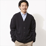 [スピナーベイト]Low Guage Moss Stitch Strech Cardigan(212LK)