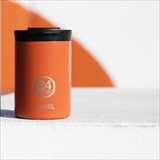 [24ボトルズ]TRAVEL TUMBLER 350ml HAMMERTONE FINISH