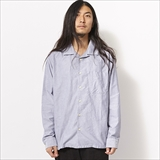 [スピナーベイト]FRIDGE別注 2nd OPEN COLLER OX SHIRTS (8304OX)
