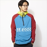 [オールグッド]ALL GOOD RAGLAN ROOTED