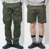 [オールグッド]Caving Zip-Off Pants