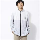 [オールグッド]ATH HEATHER ZIP UP