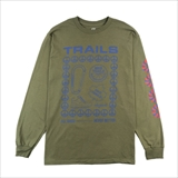 [オールグッド]TRAILS Long Sleeve T Shirt