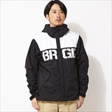 [バスブリゲード]BRGD LOGO MOUNTAIN JACKET