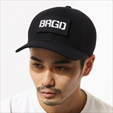 [バスブリゲード]BRGD PATCH COOL&DRY CAP