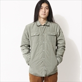 [ベニーゴールド]SMITH QUILTED FERN SHIRT JACKET