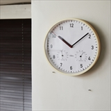 [ブリッド]Olika T&H WALL CLOCK Φ30.5