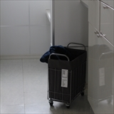 [ブリッド]WIRE ARTS & PRO FOLDING LAUNDRY CASTER 28L