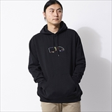[ブリクストン]BROKE HOODED FLEECE