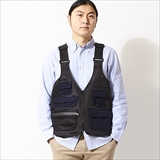 "[マウンテンマニア]FISHING VEST ""COLOR SCHEME"""