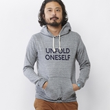 [バンザイペイント]UNFOLD ONESELF SweatParka
