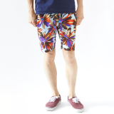 [クラスファイブ]Flower Print Surf Shorts
