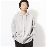 [チャムスオリジナル]Full Snap Hurricane Hooded Original