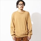 [コロンビアニット]RIB CREWNECK SWEAT SHIRTS