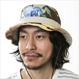 [クレ]REV. CAMOFLOWER HAT