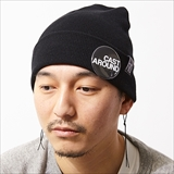 [キャストアラウンド]CASTAROUND ANGLERS EQUIPMENT BEANIE CAP