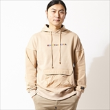 "[マウンテンマニア]BIG POCKET HOODIE ""COLOR LOGO"""