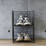 "[ディテール]Wire Stacking Basket""Regular"""