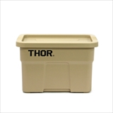 "[ディテール]Thor Large Totes With Lid ""22L / Coyote"""