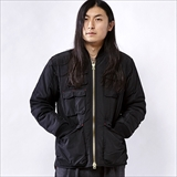[イーツ]Multi Pocket Quilting JKT