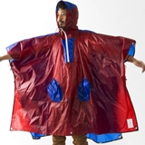 [フィクチュール]CORDURA Packable Poncho