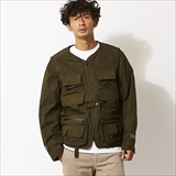 [フォックスファイヤー]ALfLux No Collar Utility Jacket