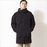 [グラミチ]3LAYER BIG FLAP COAT