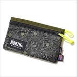 [ゴーヘンプ]PITTOCK POUCH MIDIUM/GOHEMP× North St. Bags