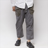[ゴーヘンプ]VENDOR CHILL PANTS/ H/C KINARI/LINEN CANVAS