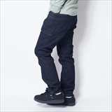 [ゴーヘンプ]VENDOR TAPERED SLIM PANT(ONE WASH)