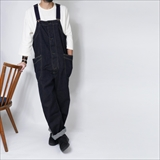 [ゴーヘンプ]TUBE VENDOR ALL PANTS/12ozH/C DENIM