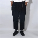 [ゴーヘンプ]ONE TUCK ACTIVE PANTS