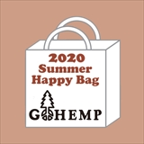 [ゴーヘンプ]SUMMER HAPPY BAG 2020