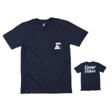 [ポーラ×ゴーアウト]Camp Vibes Pocket Tee -GO OUT Version-