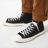 [ジプシーアンドサンズ]CANVAS ATHLETIC SNEAKER(HIGH)