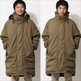 [グリップスワニー]FIREPROOF MONSTER PARKA