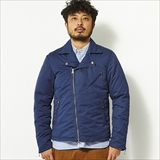[ゴーウエスト]RIDERS JACKET/ P/C/N WEATHER PEACH